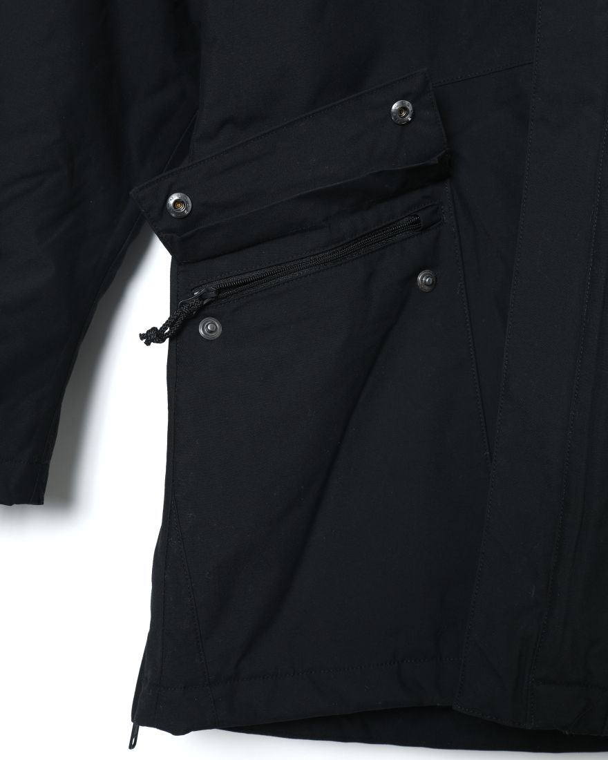 CHROME2レイヤー中綿パーカー【STORM INSULATED PARKA】12l