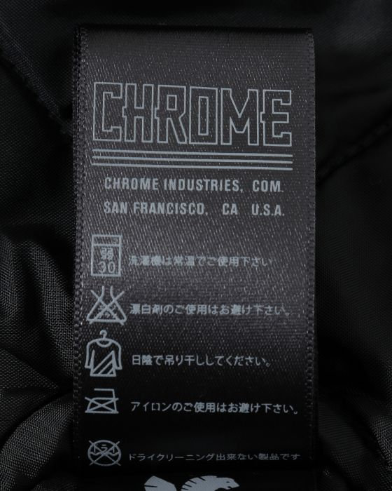 CHROME2レイヤー中綿パーカー【STORM INSULATED PARKA】24l