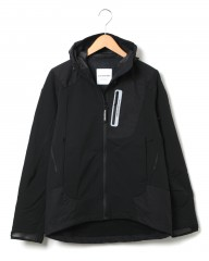 and wanderストレッチシェルジャケット【stretch shell jacket】mb_c2