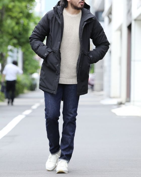 CAPE HEIGHTSダウンモッズコート【EASTFORD Jacket】ma