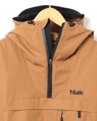 tilak(ティラック)撥水・透湿コットンVentileプルオーバーフードジャケット