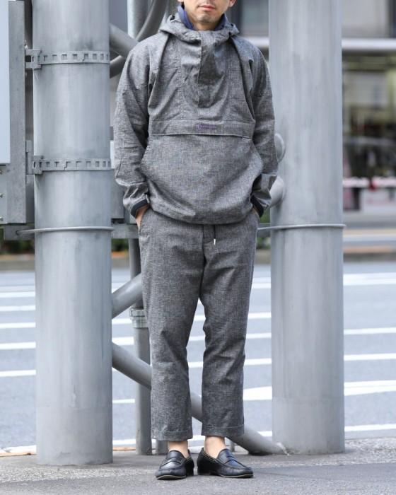 mellow people4WAYストレッチアノラックパーカー【Trip Setter Anorak】ma