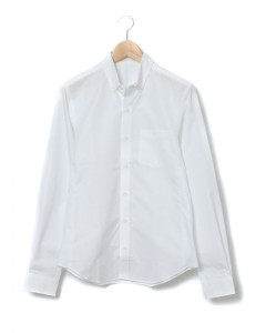 <東京ライフ> アウトラストB.Dホワイトシャツ【Brooklyn】画像