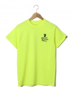 """7 STARS DESIGN×CHROME""日本限定ネオンカラープリントTeeシャツ【★★★★★★★QUALITY PDX NEON EDITION.TEE】"