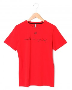 ロゴTシャツ【T-SHIRT MADE IN CYCLING SS MAN】