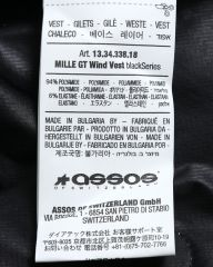 ASSOSウィンドベスト【MILLE GT Wind Vest】mb_13l