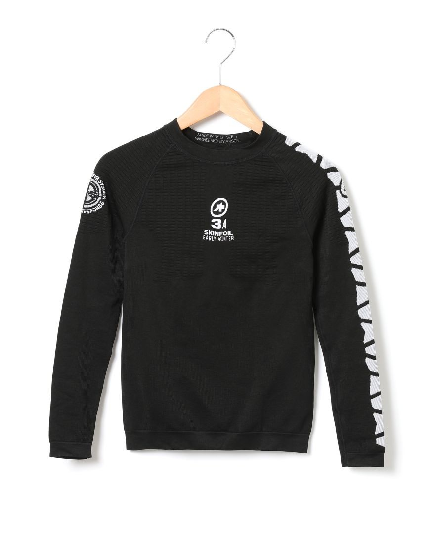 ASSOSベースレイヤー【ASSOS LS.SKINFOIL_EARLYWINTER_S7_new】ma