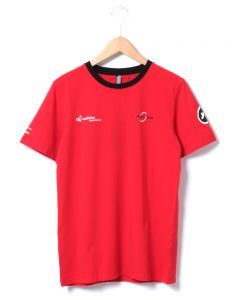 ロゴTシャツ【ASSOS T-Shirt SS Suisse Cycling】