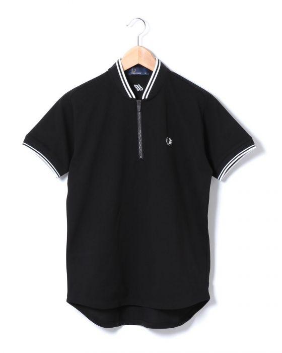narifuri x Fred Perry ボンバーポロシャツ