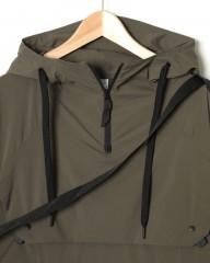alk phenix(アルクフェニックス)軽量ストレッチプルオーバージャケット