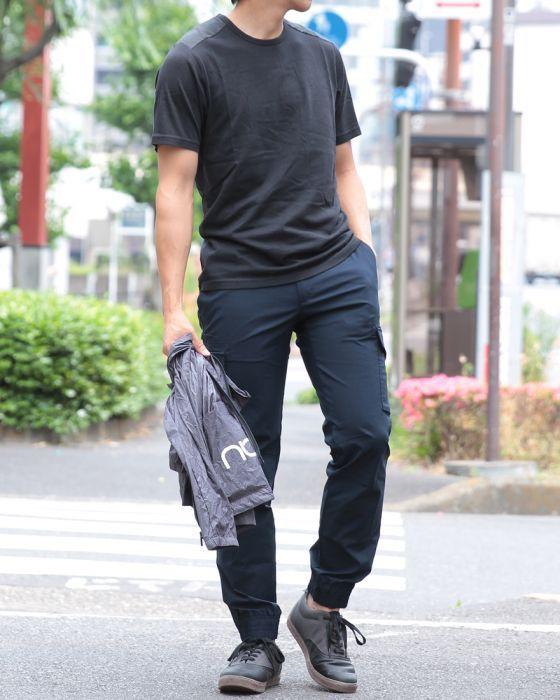 nau(ナウ) Tシャツ【M S/S WANDER T-SHIRT】