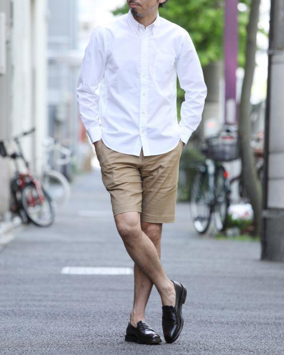 TOKYO WHEELS(トウキョウウィールズ) アウトラストホワイトBDシャツ【JFK】