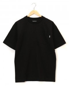 Tシャツ【GRADATION CIRCLE LOGO PKT TEE】