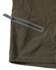 and wanderライトハイクショートパンツ【light hike short pants】mb_14l