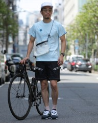 and wanderライトハイクショートパンツ【light hike short pants】mb_ma