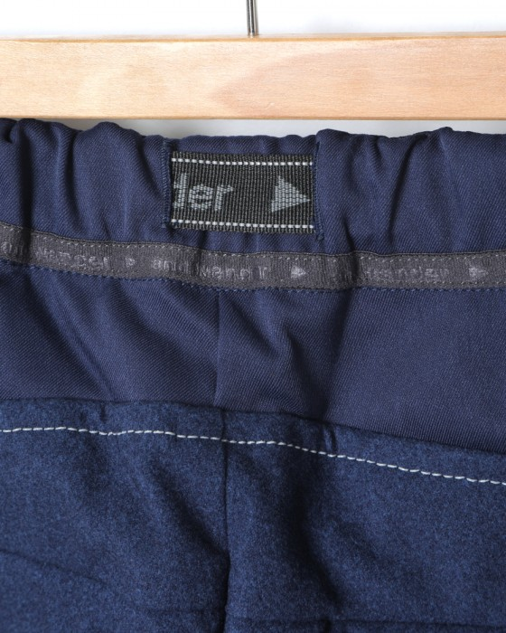 and wanderエアホールドパンツ【air hold pants】14l