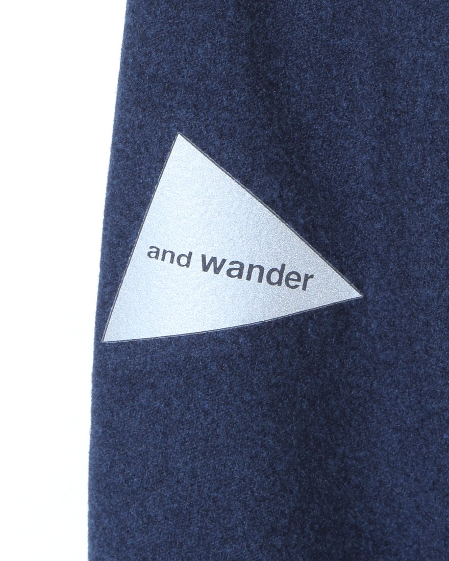 and wanderエアホールドパンツ【air hold pants】23l