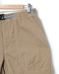 and wander速乾ストレッチリップストップショーツ【dry rip short pants】mb_05l