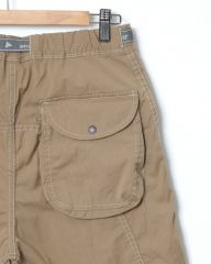 and wander速乾ストレッチリップストップショーツ【dry rip short pants】mb_08l