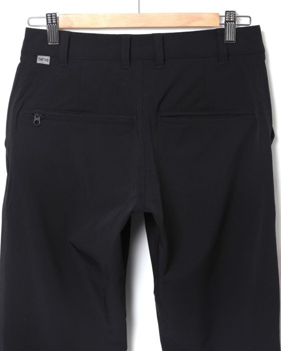 SWRVE撥水ストレッチナイロントラウザース【transverse downtown trousers】08l