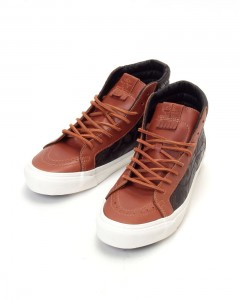 """BROOKS×VANS""限定ハイカットスニーカー【BROOKS-VANS VAULT/SKATE HIGH SHOES】"
