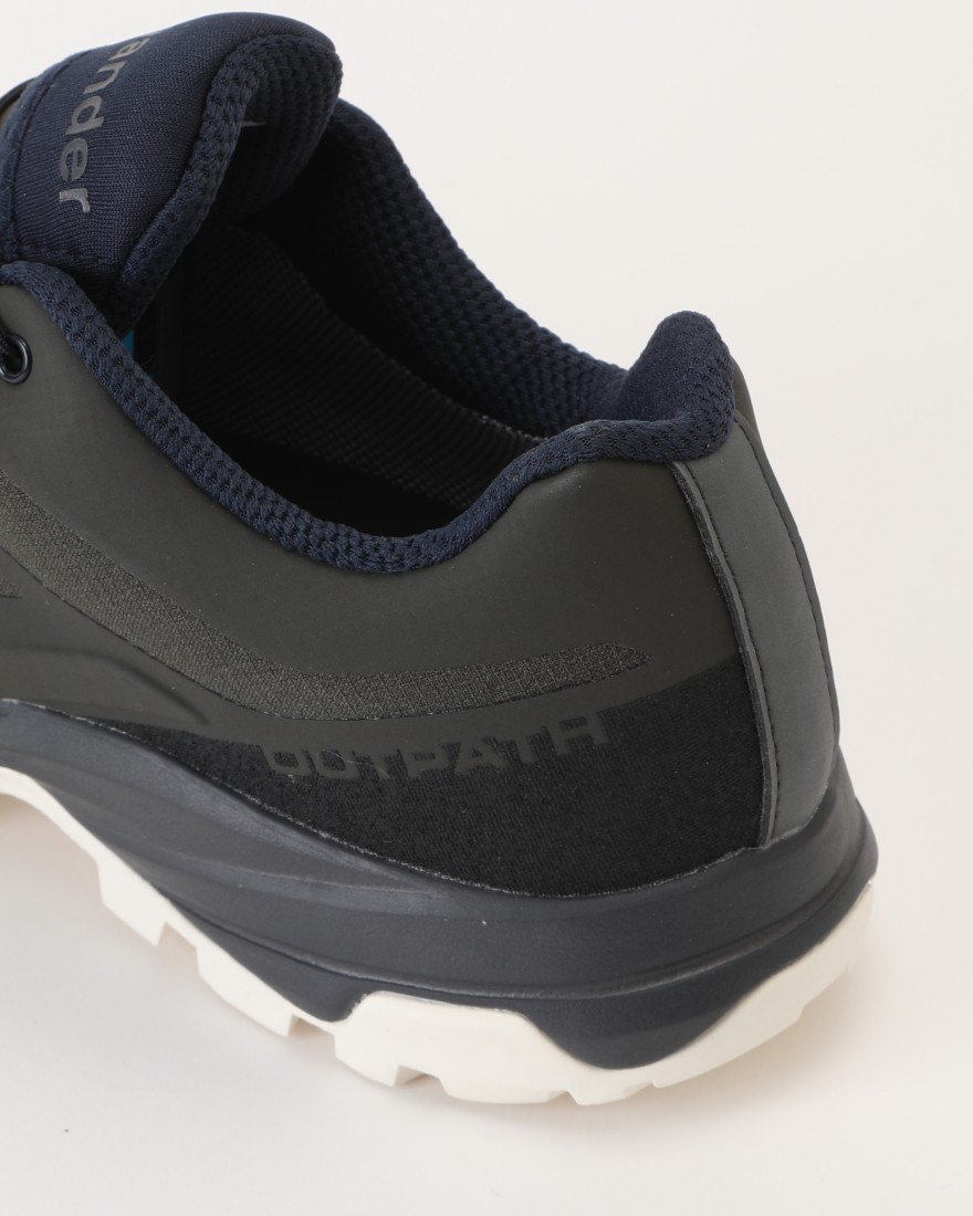 and wander防水透湿ハイキングシューズ【salomon OUTPATH GTX® by and wander】04l