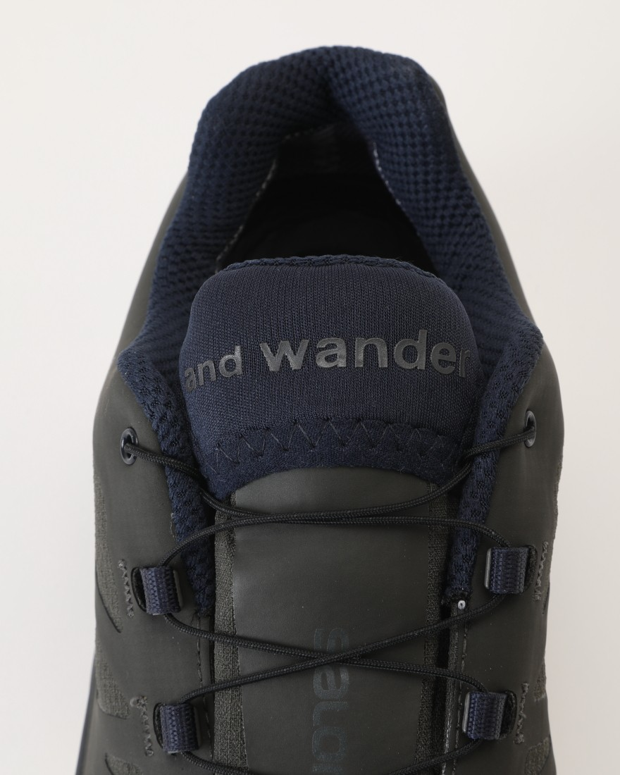 and wander防水透湿ハイキングシューズ【salomon OUTPATH GTX® by and wander】06l