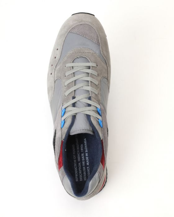 Reflective French Trainer 1300FS 050-0075-3465-1826: Grey