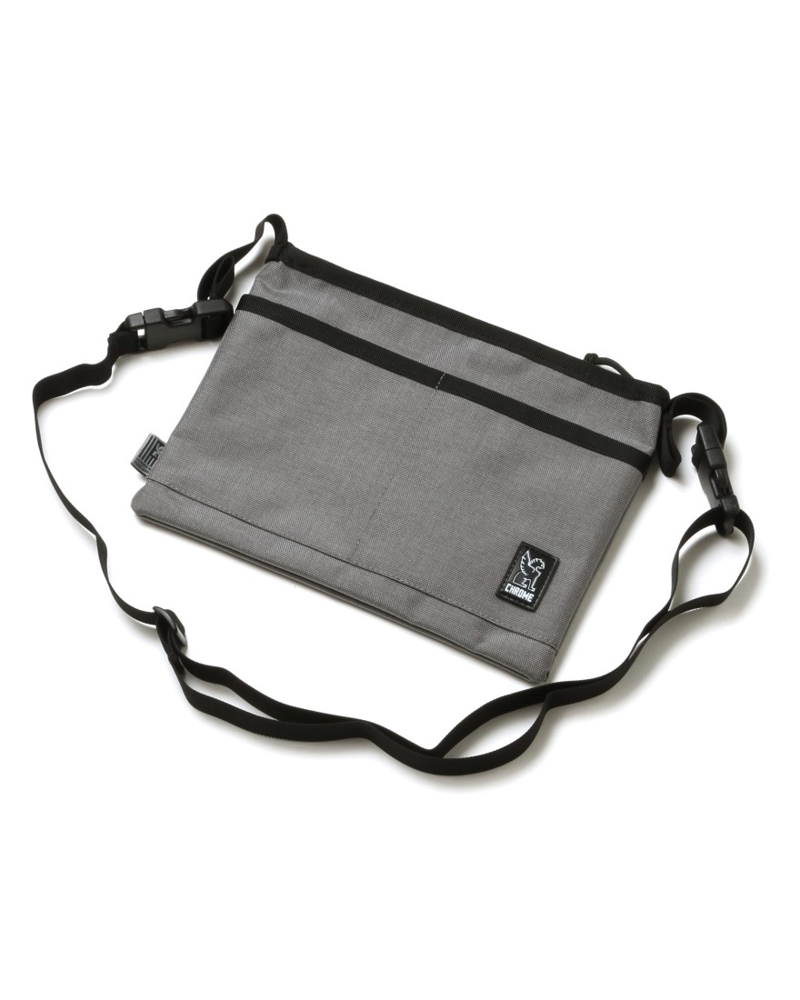 CHROMEナイロンミニショルダーバッグ【MINI SHOULDER BAG / HERITAGE COLLECTION】c3