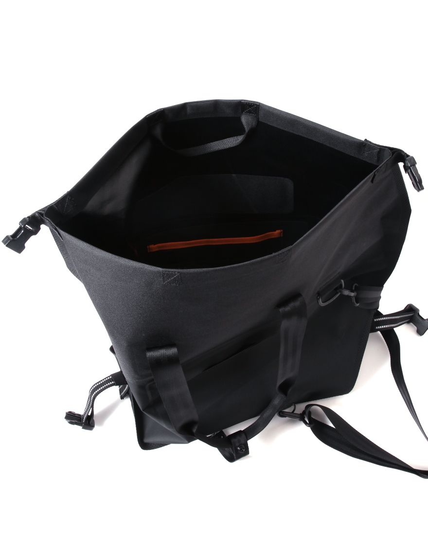 CHROME防水ロールトップトートバッグ【URBAN EX ROLLTOP TOTE 40L】10l