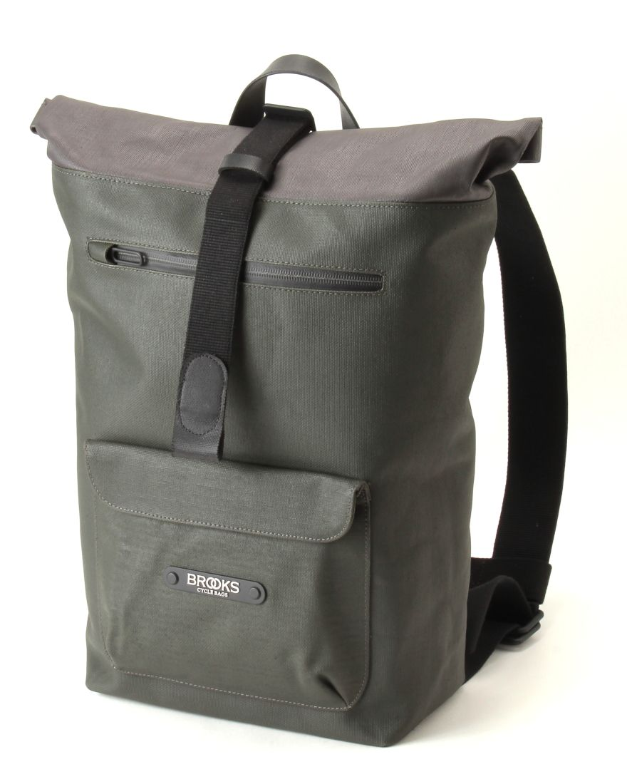 BROOKSロールトップバックパック【RIVINGTON BACKPACK SMALL 15L-18L】c2