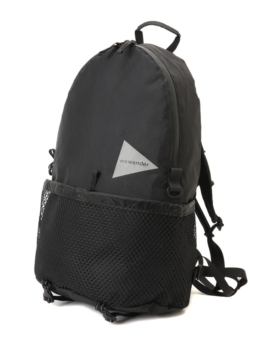 and wanderバックパック【X-Pac 20L backpack】c2