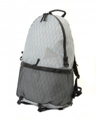 and wanderバックパック【X-Pac 20L backpack】mb_c1