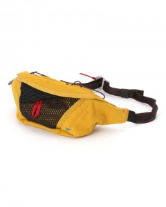 コンパクトボディバッグ【Eldner Lumbarpack For Alpinists 2L】