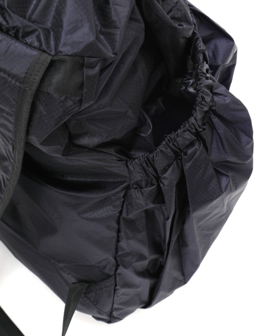 FAIRWEATHER軽量パッカブルバックパック 【packable pack 15L】10l