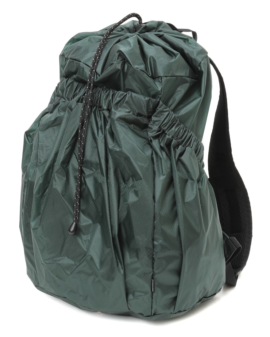 FAIRWEATHER軽量パッカブルバックパック 【packable pack 15L】c4