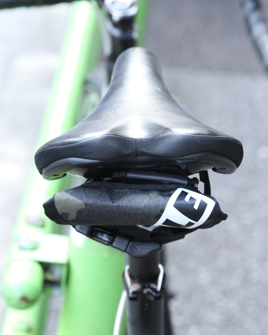 INSIDE LINE EQUIPMENT/ILEサドルバッグ【Seat Bag/CATEGORY ONE】10l