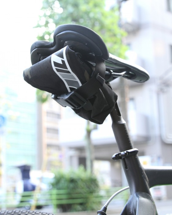 INSIDE LINE EQUIPMENT/ILEサドルバッグ【Seat Bag/CATEGORY ONE】11l