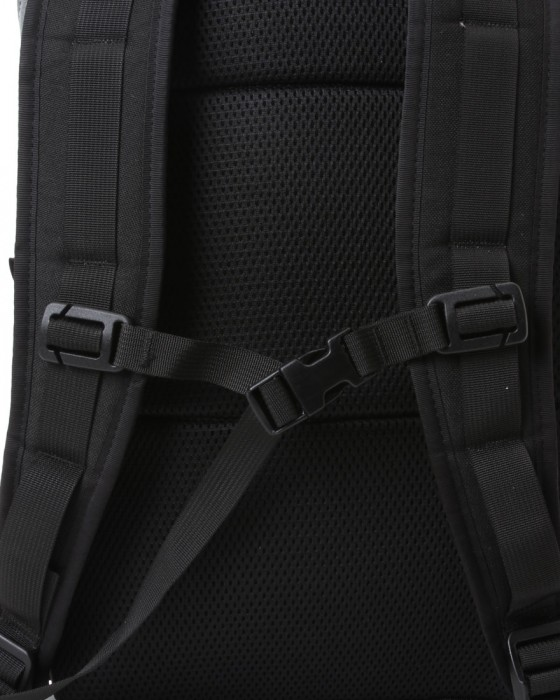 INSIDE LINE EQUIPMENT/ILEスクエアバックパック【Radius Mini/Waxd Canvas】12l
