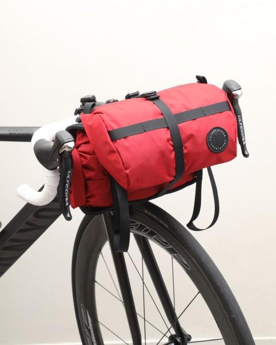 FAIRWEATHER(フェアウェザー) ハンドルバーバッグ TOKYO Wheels別注カラー【FAIRWEATHER handle bar bag + TOKYO Wheels Special】