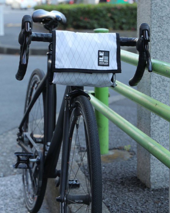 INSIDE LINE EQUIPMENT/ILEハンドルバーバッグ【Aero Bar Bag】15l