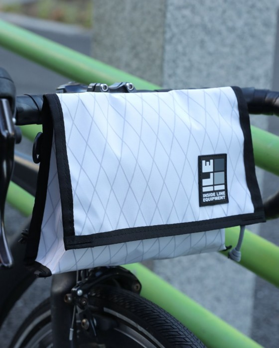 INSIDE LINE EQUIPMENT/ILEハンドルバーバッグ【Aero Bar Bag】16l