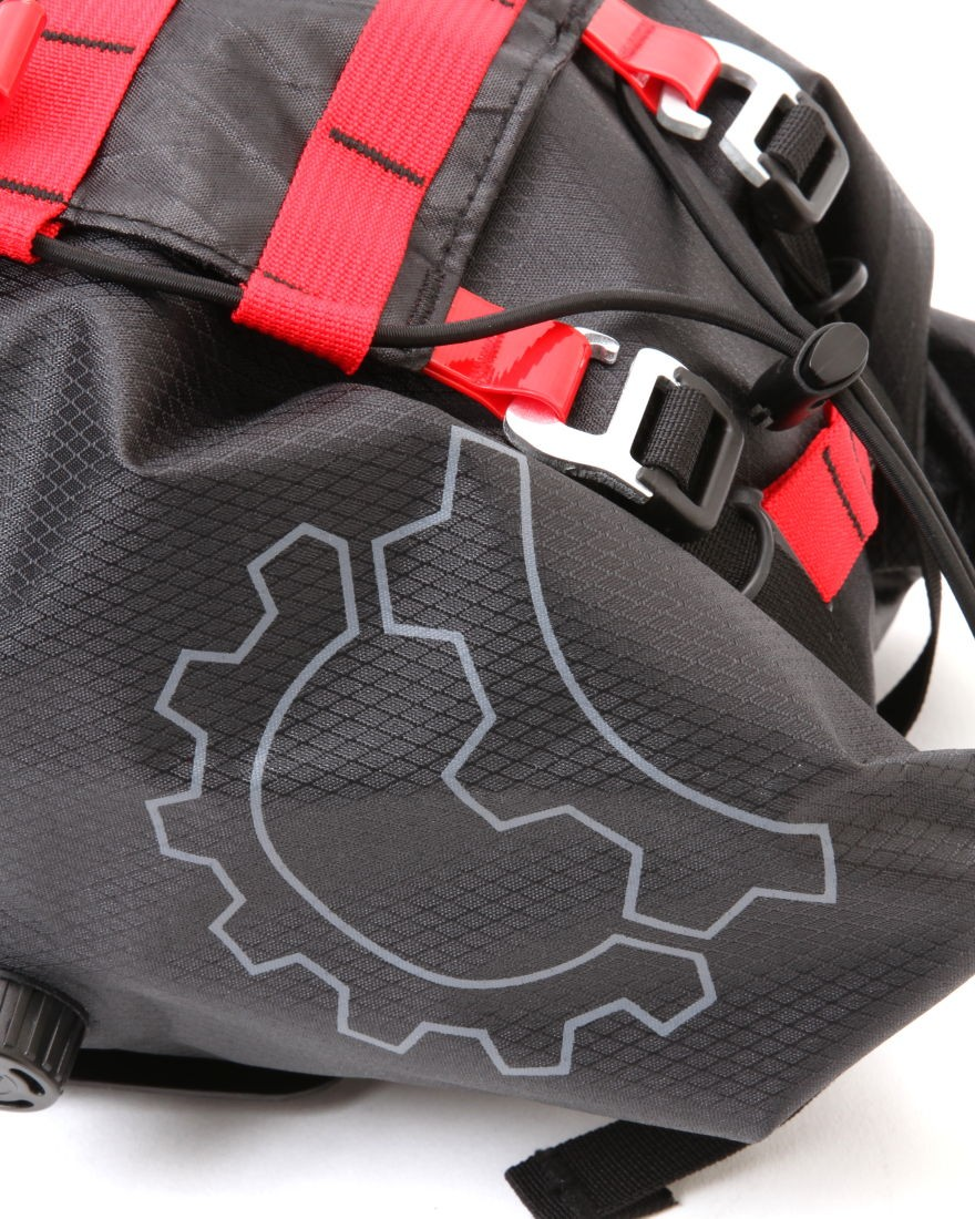 REVELATE DESIGNSサドルバッグ【Terrapin_new 14L】10l