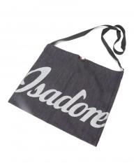Isadore(イザドア)デニムサコッシュ【Denim Musette Bag】