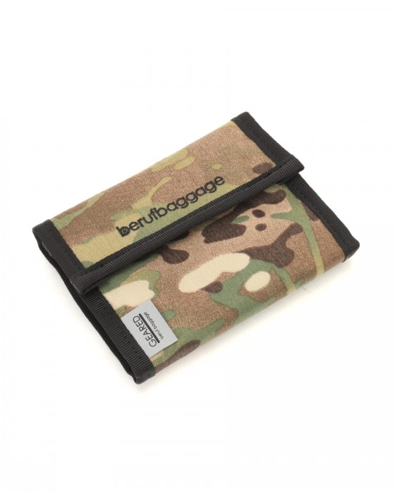 berufコンパクトナイロンウォレット【HANDY WALLET/X-PAC】c5