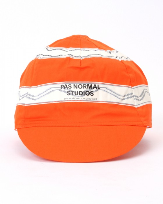 PAS NORMAL STUDIOSサイクルキャップ【PAS NORMAL STUDIOS Logo Cap】01l