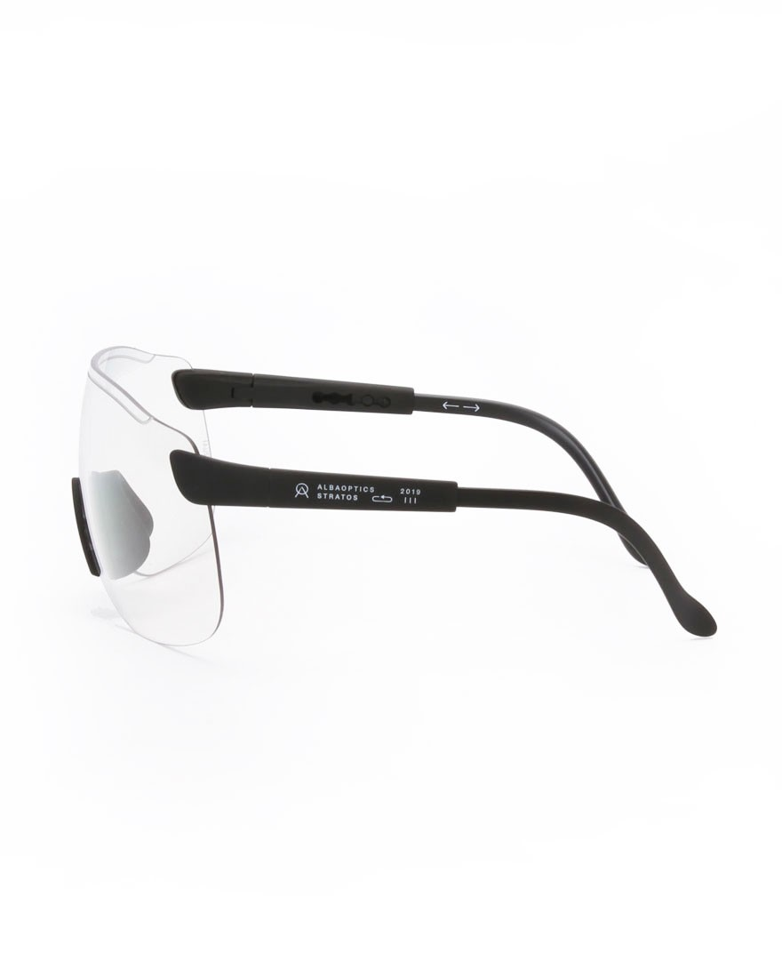 ALBA OPTICS調光レンズサングラス【STRATOS(Asian Fit)】03l