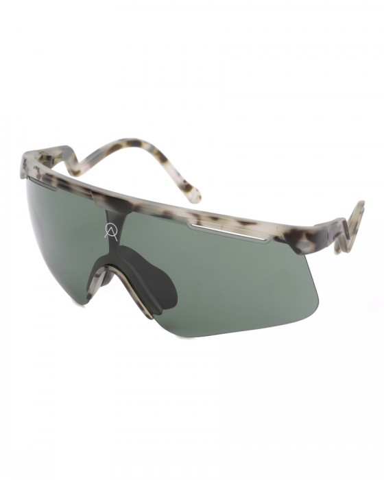 ALBA OPTICSサングラス【DELTA / Dark Side2 (VZUM™ LEAF)(Asian Fit)】