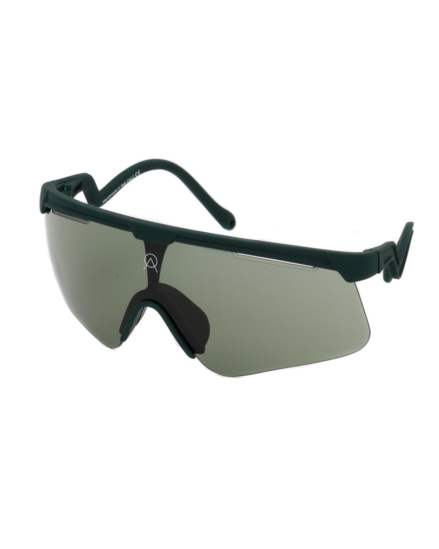ALBA OPTICSサングラス【DELTA / Dark Side2 (VZUM™ LEAF)(Asian Fit)】c12