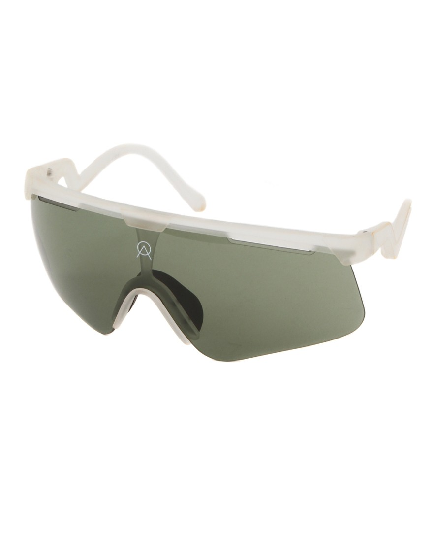 ALBA OPTICSサングラス【DELTA / Dark Side2 (VZUM™ LEAF)(Asian Fit)】c6